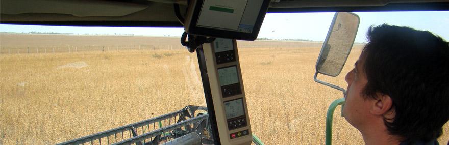 Agricultura de Precision y agricultura por ambientes